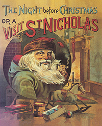 Cover of an edition published in 1888 by McLoughlin Bros.