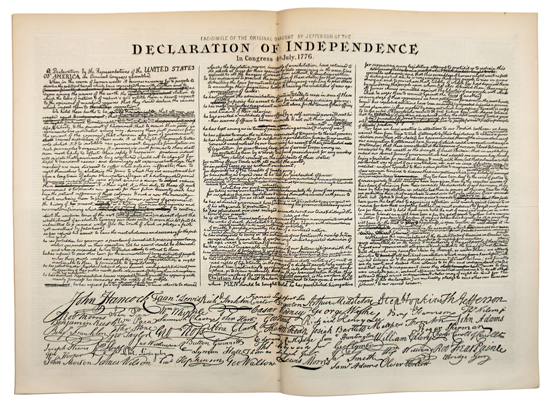 autographic collection constitution declaration essay independence signer The first newspaper to print the declaration of independence attempts to make sense of the connecticut constitution documenting declaration of independence signer.